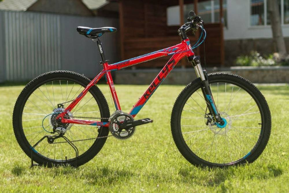 Обзор велосипеда Kellys Viper 50