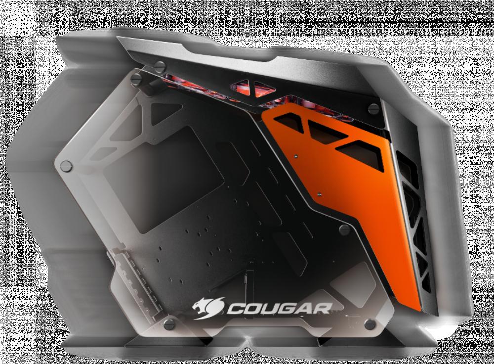 Обзор корпуса Cougar Conquer