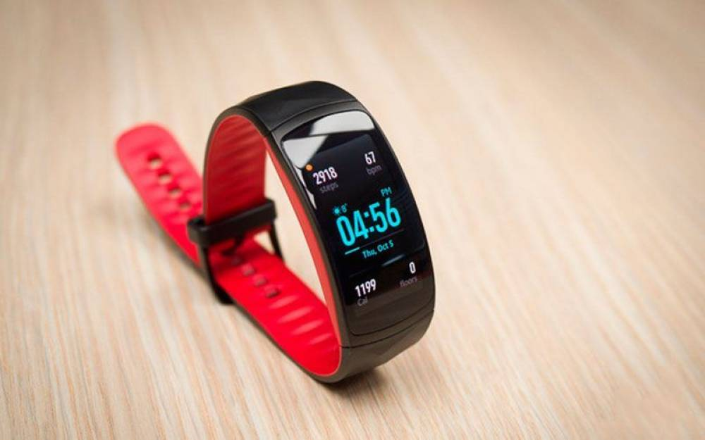 Фитнес-трекер Samsung Gear Fit 2 Pro в СтаромОсколе