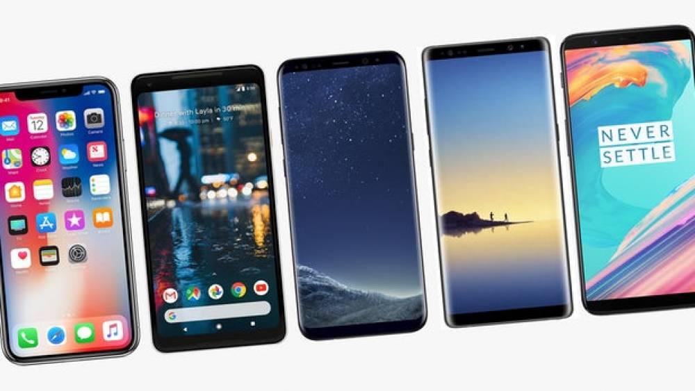 Топ ожидаемых смартфонов 2018 года