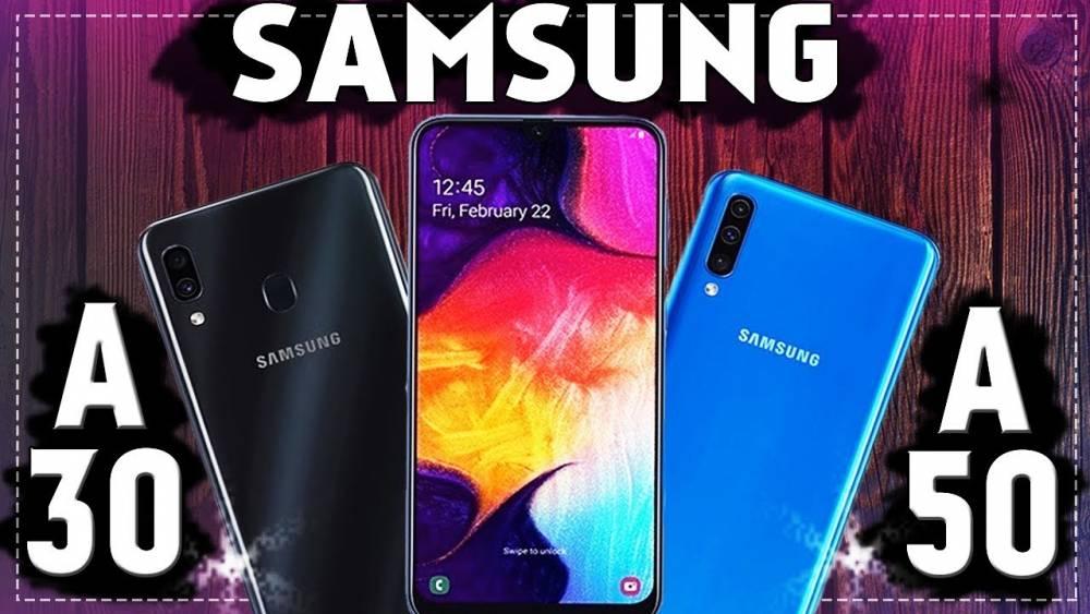 Огляд Samsung А30 і А50: інновації флагманів середнього класу