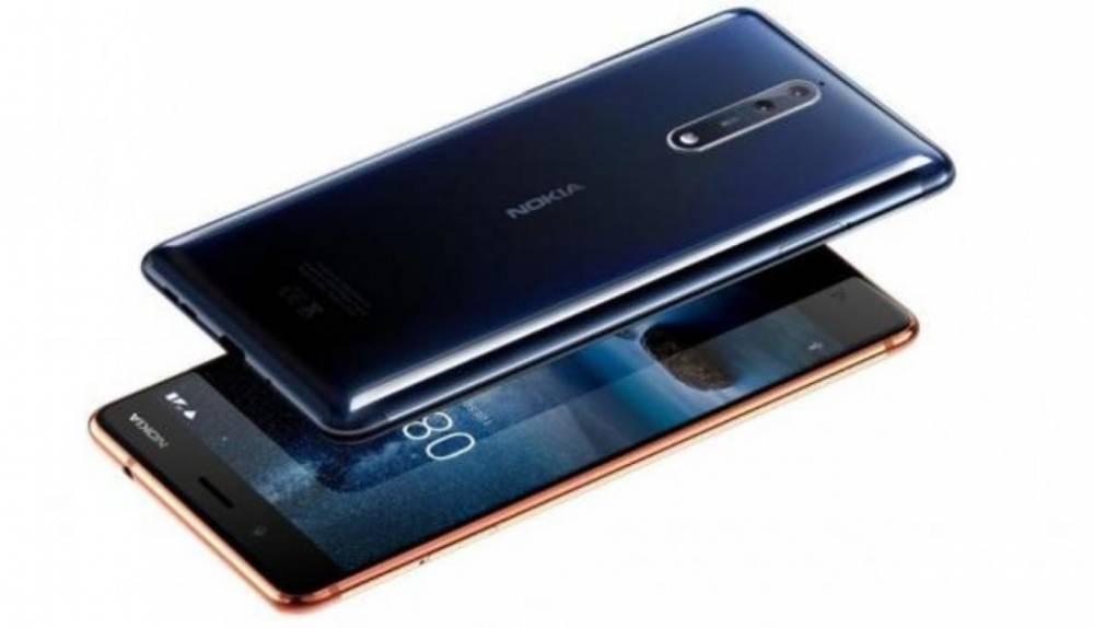 NOKIA 7 PLUS обзор смартфона