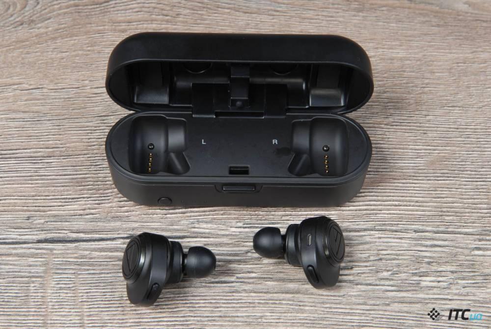 Огляд TWS-навушників Audio-Technica ATH-CKR7TW