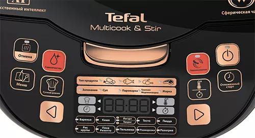 Огляд мультиварки Tefal RK901F32