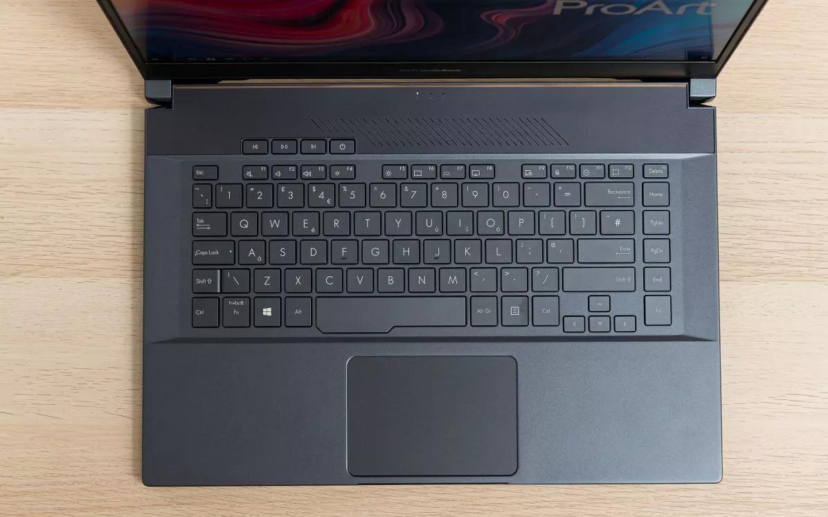 Огляд ноутбуку ASUS ProArt StudioBook 15