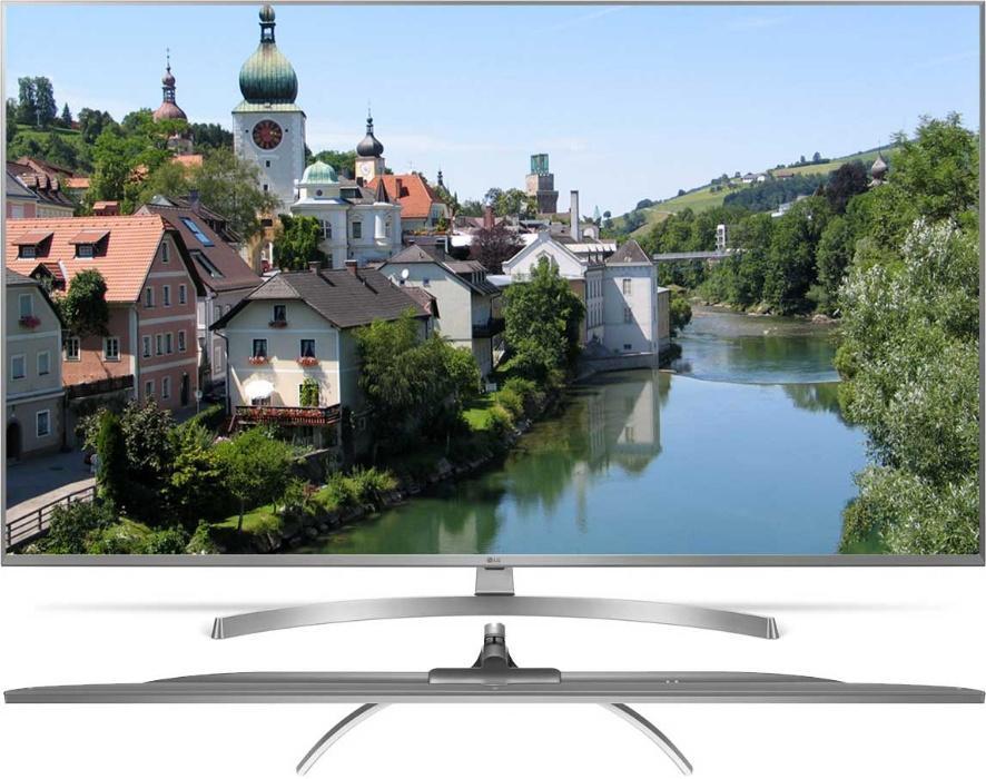 UHD на максималках: обзор телевизора LG 55UK7550