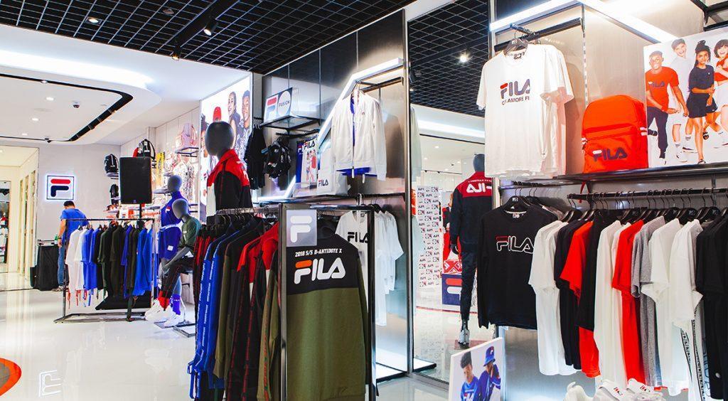 Спортивний бренд Fila: від великого тенісу до подіумів