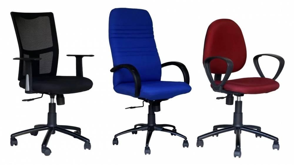 Офісні крісла: увага на вигляд виробу та його функціональність