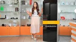 Обзор холодильника Bosch KGN 39LB35U