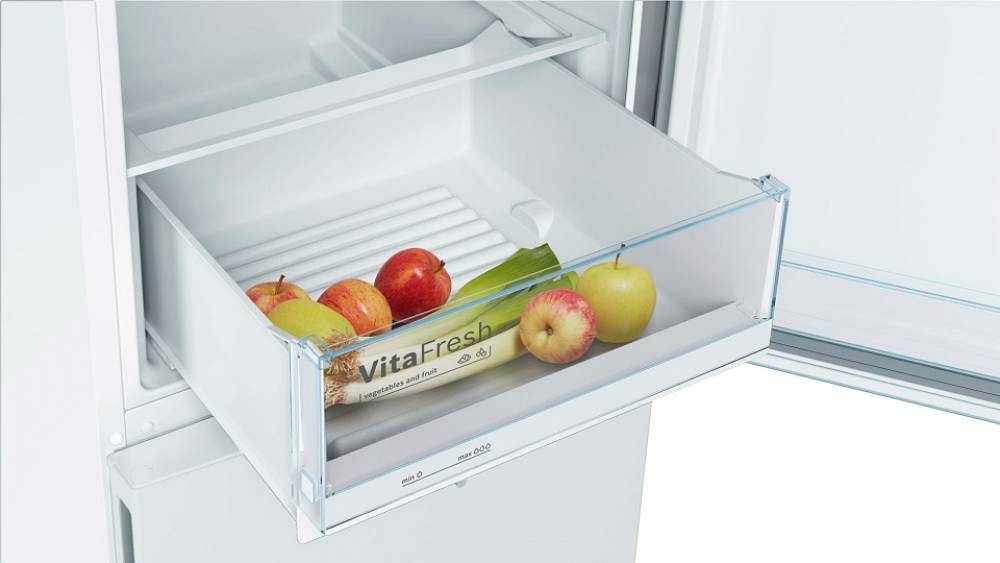 Обзор холодильника Bosch KGV33UW206