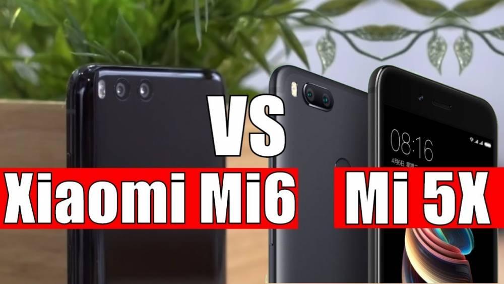 Xiaomi MI 5X | Лучше Xiaomi MI6 и Note 4x?