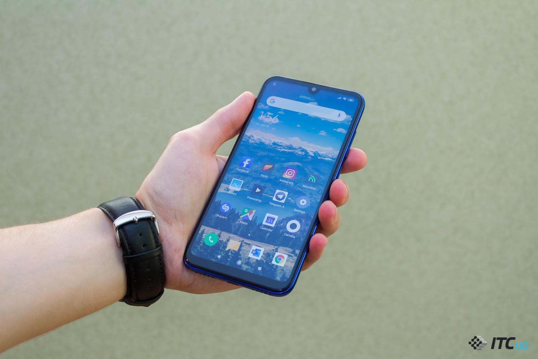 Огляд смартфона Xiaomi Mi Play