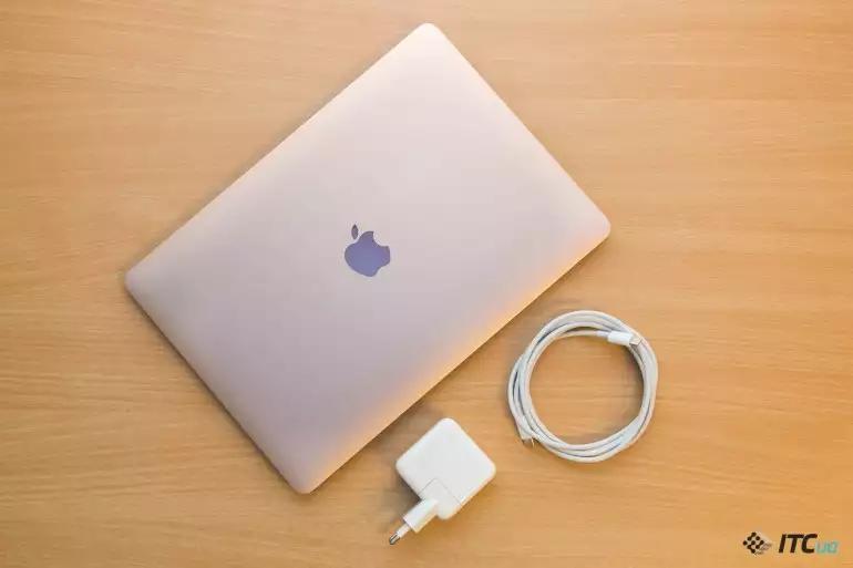 Огляд ультрабука Apple MacBook Air 2020