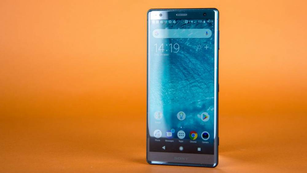 Обзор смартфона  Xperia XZ2 от Sony