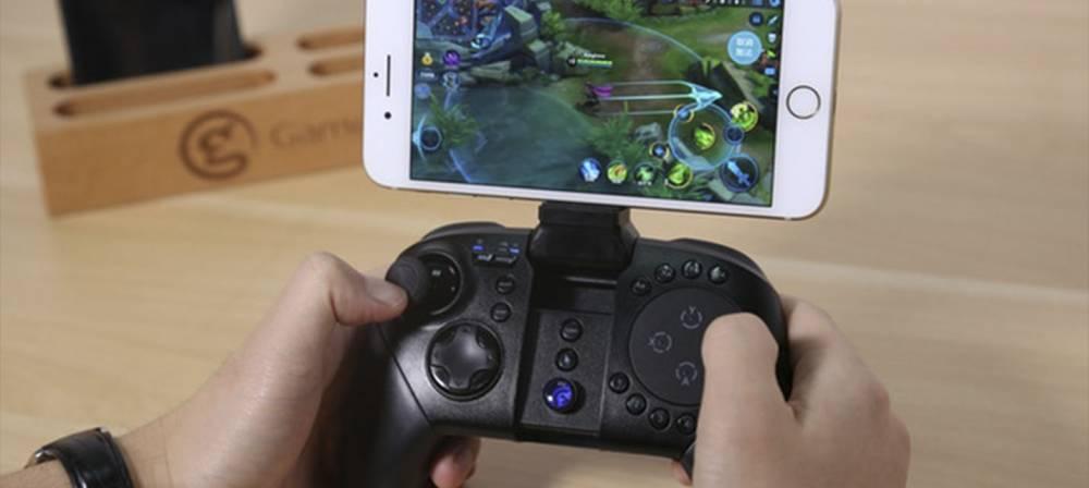 Обзор геймпада Gamesir G5