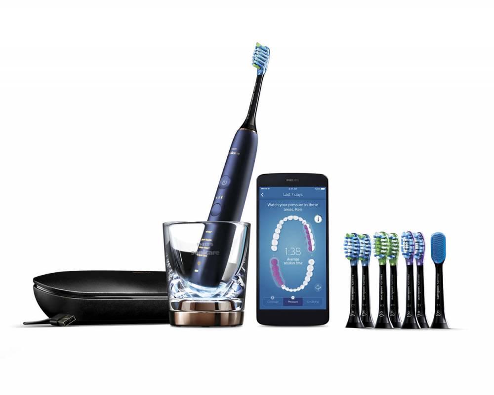 Обзор зубной счетки Philips Sonicare DiamondCleanSmart