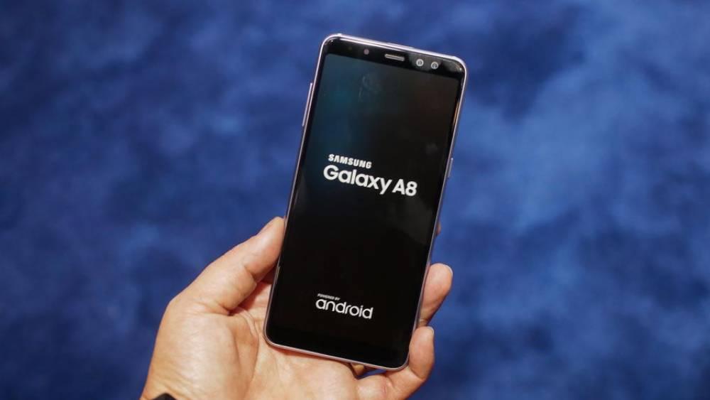 Обзор Samsung Galaxy A8, A8+
