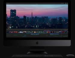 Обзор моноблока Apple iMac Pro