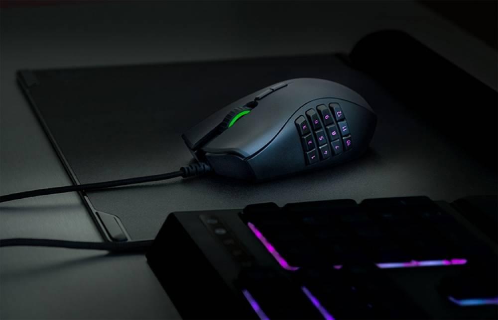 Обзор игровой мыши Razer Naga Trinity
