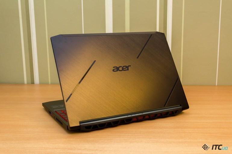 Огляд ігрового ноутбука Acer Nitro 7