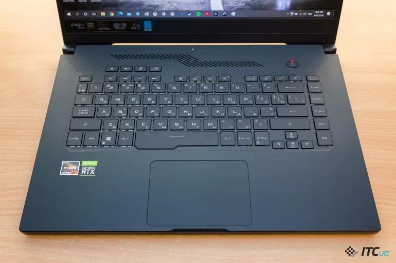 Огляд ігрового ноутбука Asus ROG Zephyrus G15