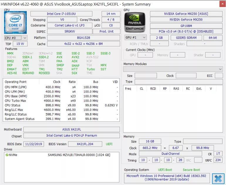 Огляд ноутбука ASUS VivoBook S14 S433FL
